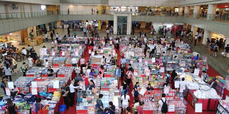 Buchmesse lizenzfreie stockfotos