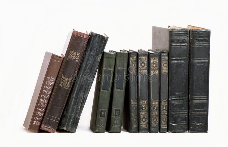 Buchregal lizenzfreies stockbild