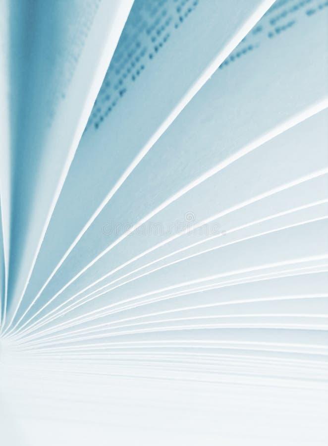 Buchseiten lizenzfreie stockfotografie