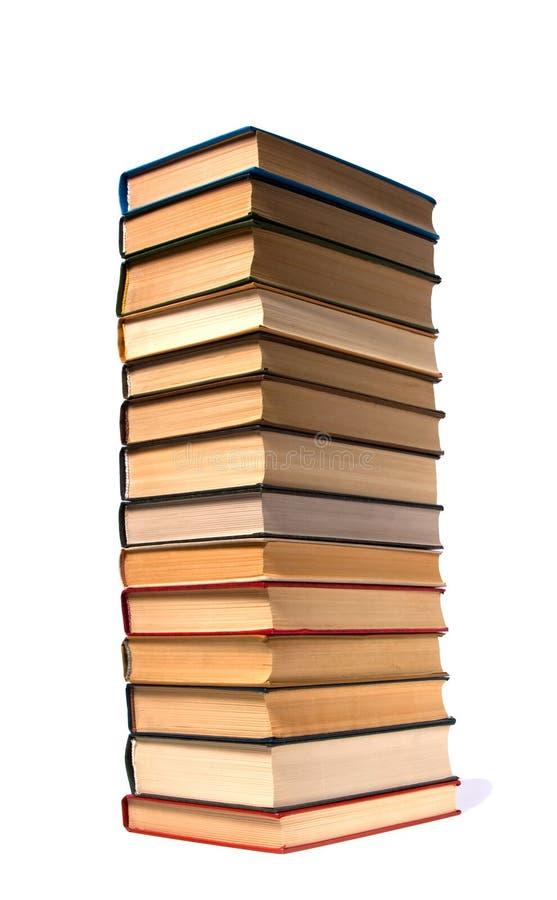 Buchstapel stockfotografie
