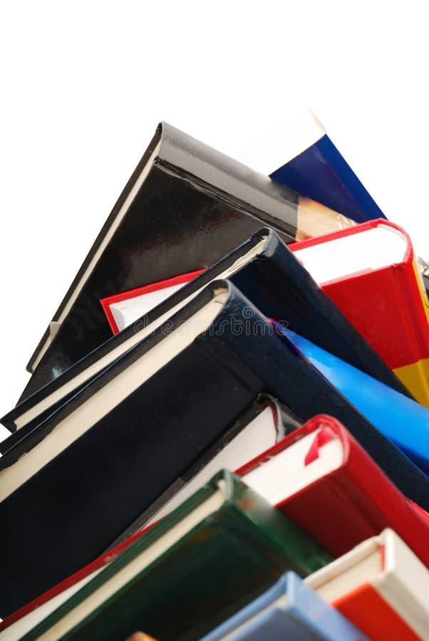 Buchstapel lizenzfreie stockbilder