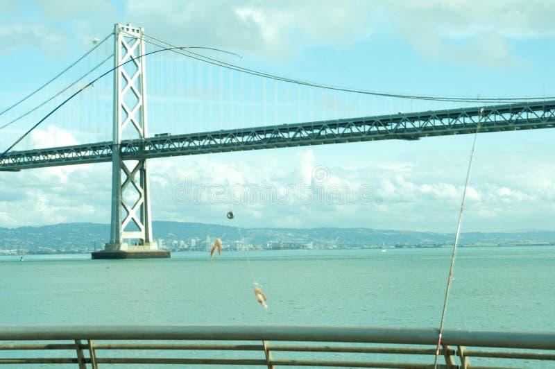 Bucht-Brücke stockfotos