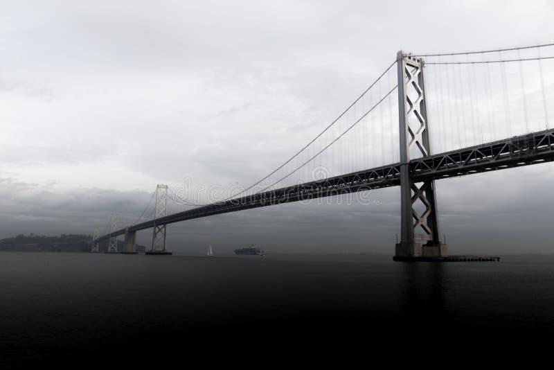 Bucht-Brücke stockbilder