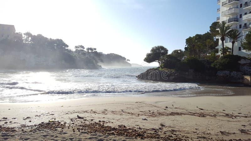 Bucht Cala d' oder stockfotografie