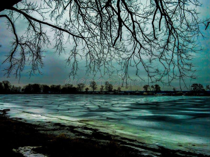 Bucht von Quinte lizenzfreies stockbild
