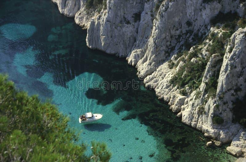 Bucht von Träumen lizenzfreies stockbild