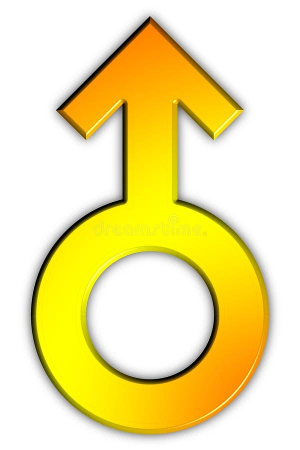 buck ikony seks royalty ilustracja
