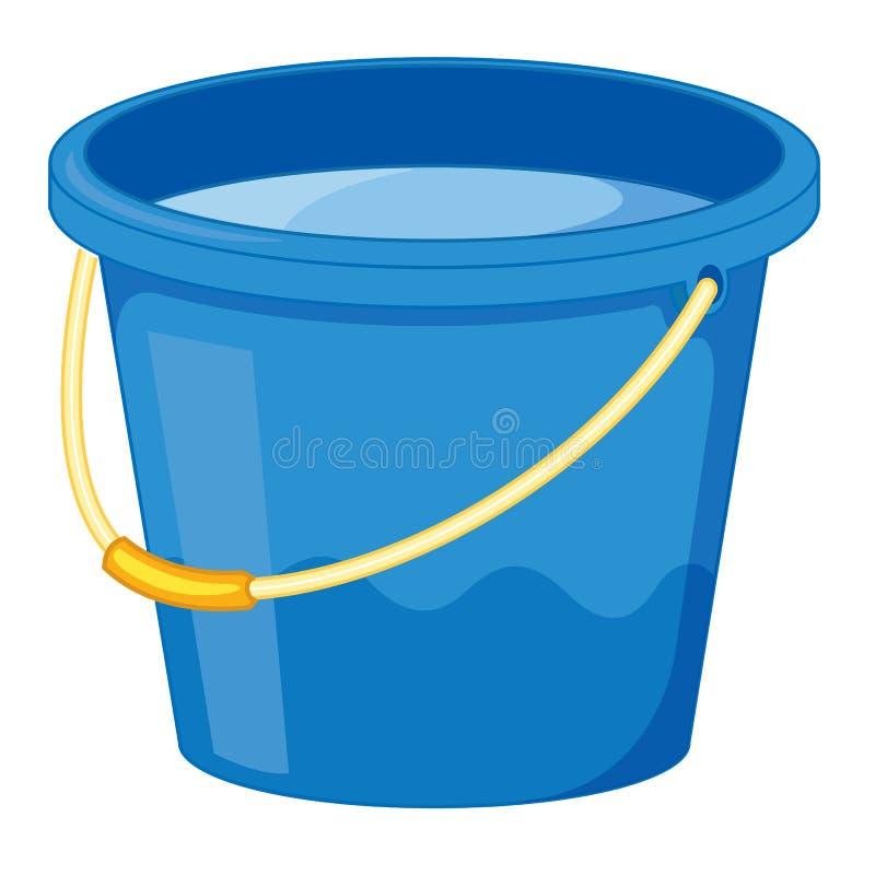 Bucket vector illustration