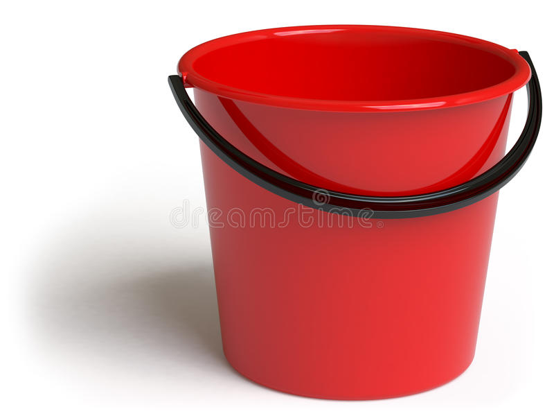 Download Bucket stock illustration. Illustration of clean, open - 12871785
