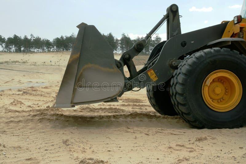 Download Bucket of backhoe stock photo. Image of building, digging - 3011636
