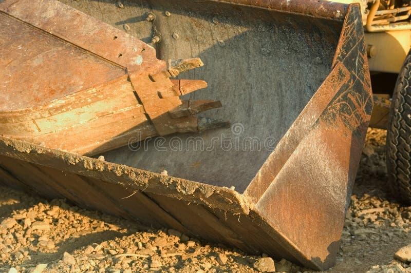 Download Bucket in a bucket stock photo. Image of tractor, builders - 3302
