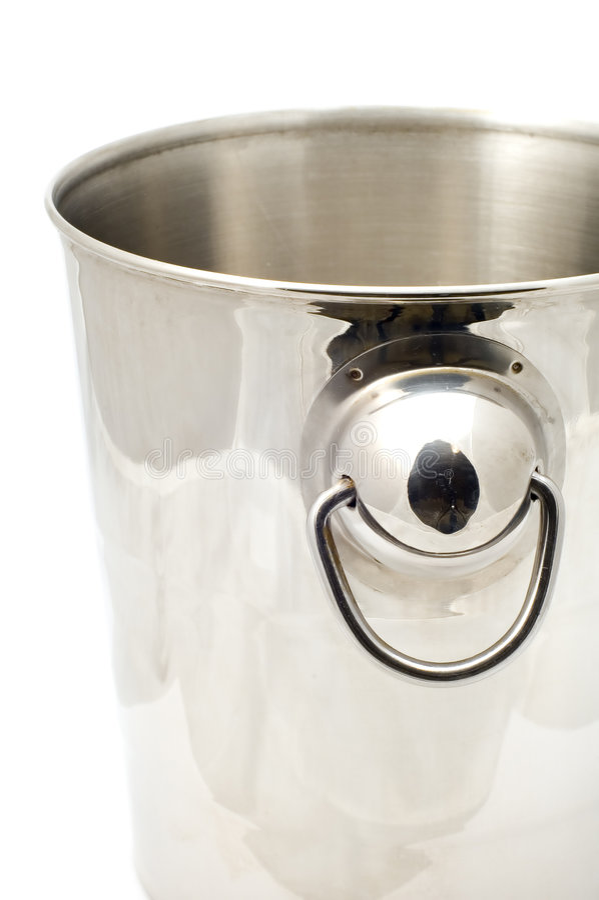 Bucket close up royalty free stock image