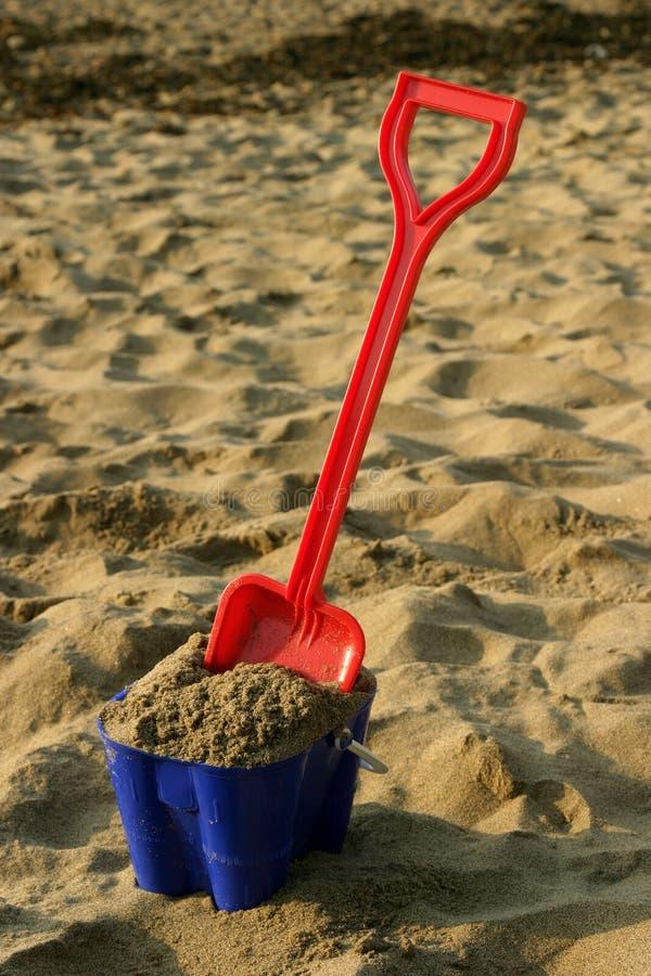 Download Bucket and Spade 3 stock photo. Image of shoreline, seaside - 150104