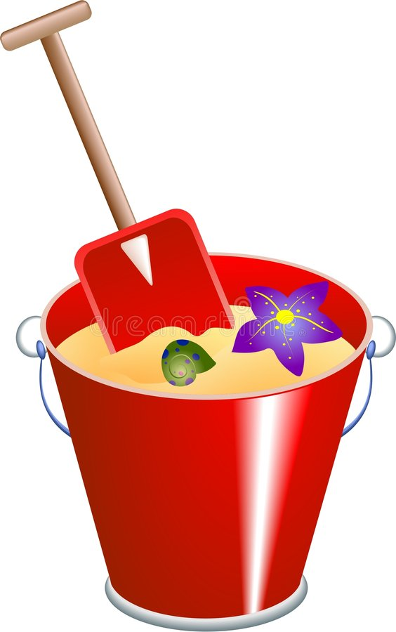 Download Bucket And Spade Stock Images - Image: 86404