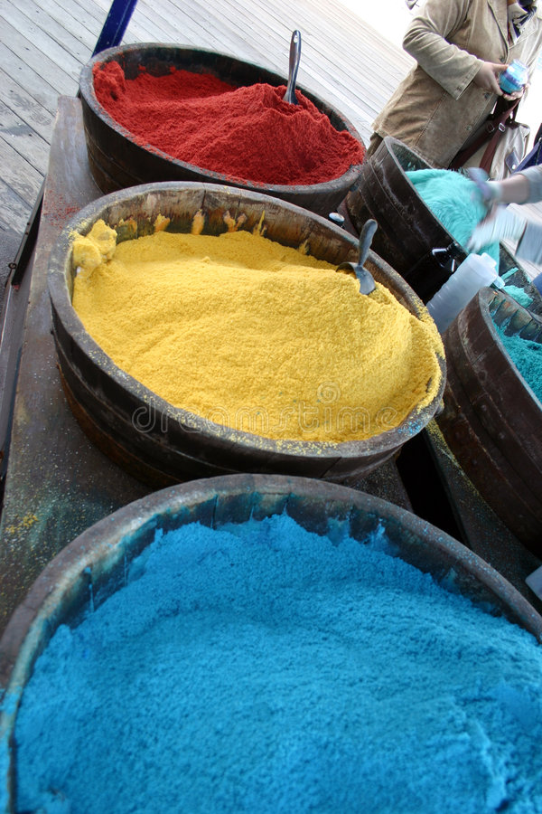 Buckets of Color