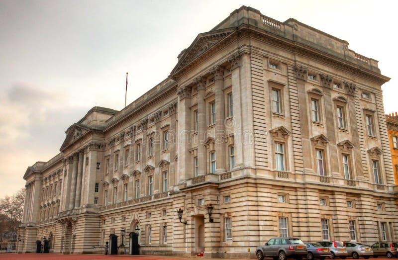 Buckingham Palace foto de archivo