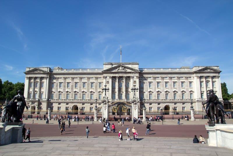 Buckingham Palace Editorial Stock Photo