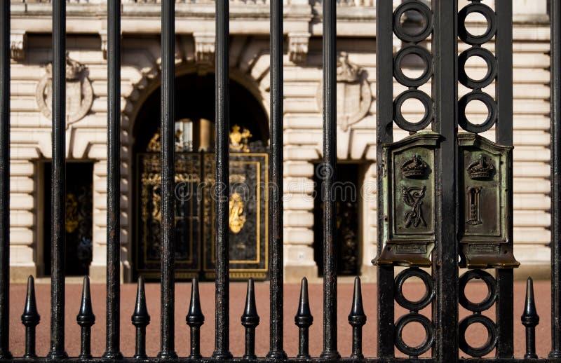 Buckingham Palace fotografia de stock