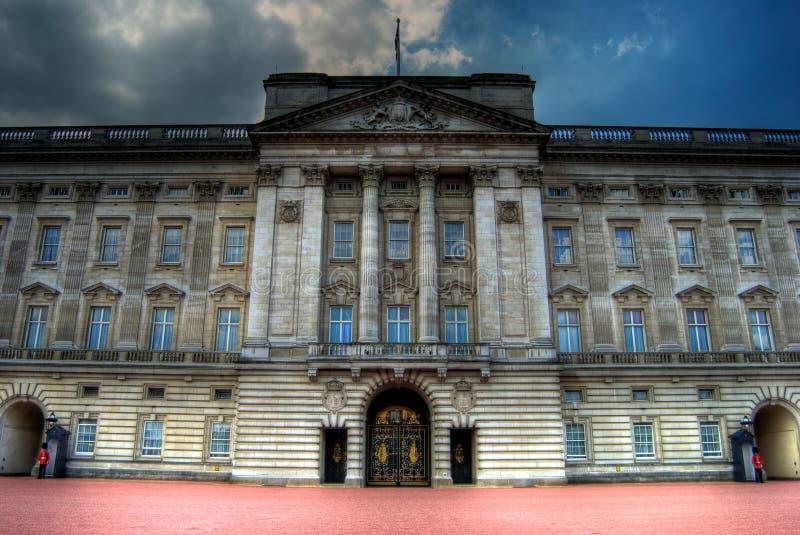 Buckingham Palace imagem de stock