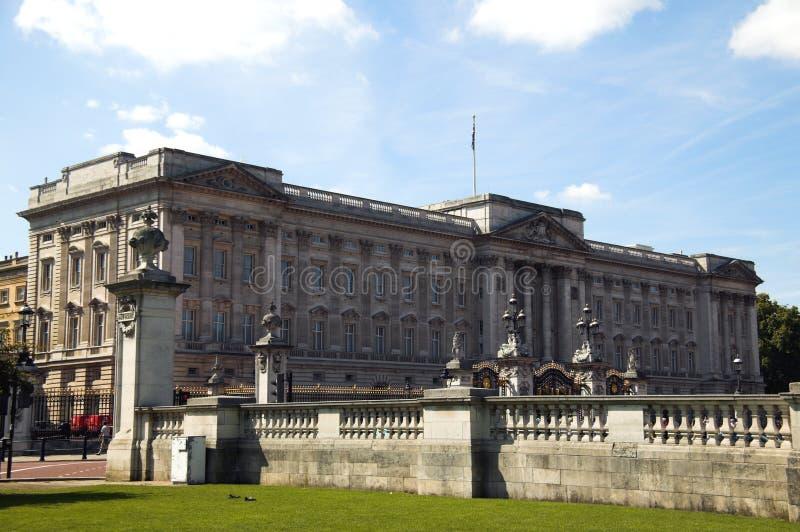 Buckingham Palace foto de stock