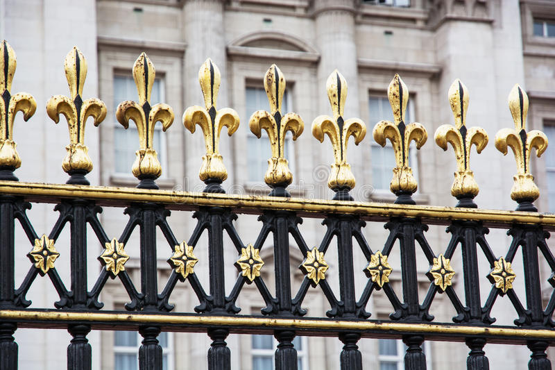 Buckingham Palace στοκ εικόνα με δικαίωμα ελεύθερης χρήσης