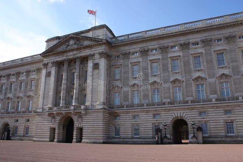 Buckingham Palace stock foto's