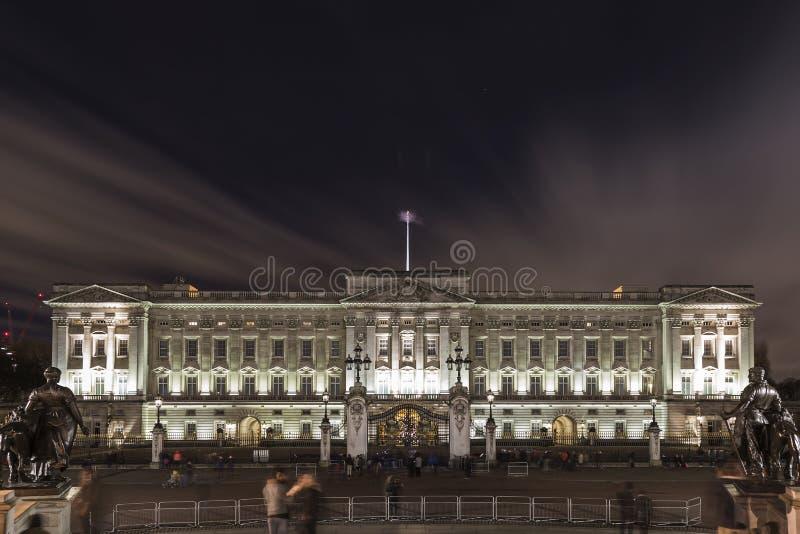 ¡Buckingham Palace! fotografía de archivo