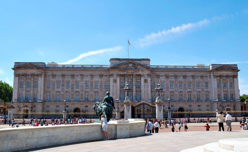 Buckingham Palace photographie stock