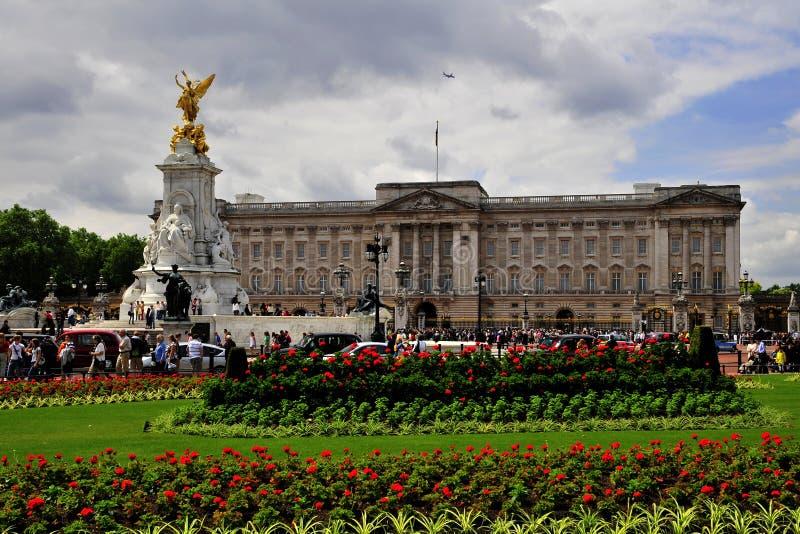 Buckingham Palace imagenes de archivo