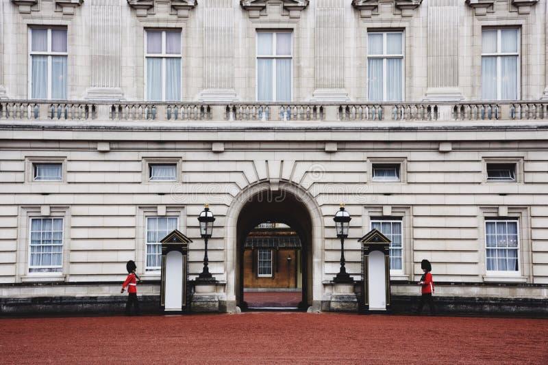 Buckingham Palace immagine stock