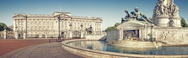 Buckingham Palace, Londen. stock foto