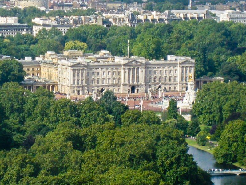 Buckingham Palace Londres photographie stock