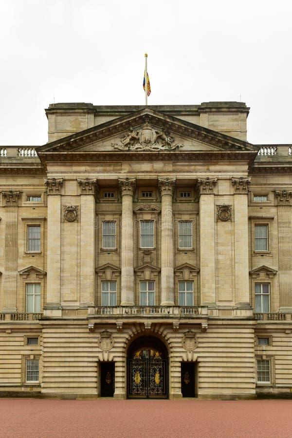 Buckingham Palace - Londres photographie stock libre de droits