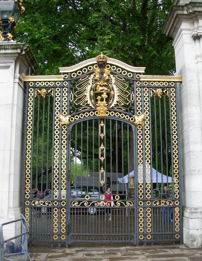 Buckingham Palace, Londres, Inglaterra imagenes de archivo