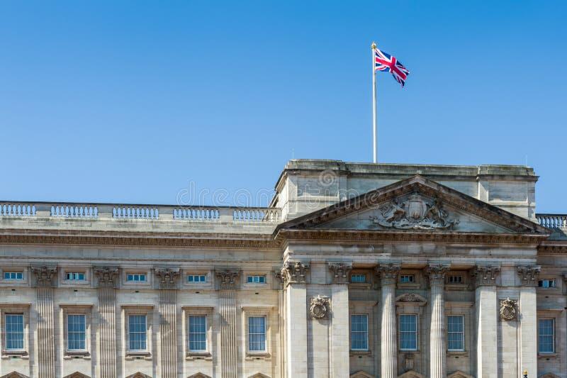 Buckingham Palace, Londres, Reino Unido imágenes de archivo libres de regalías