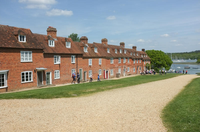 Download Buckler's Hard, Hampshire, England Editorial Photo - Image: 31351396