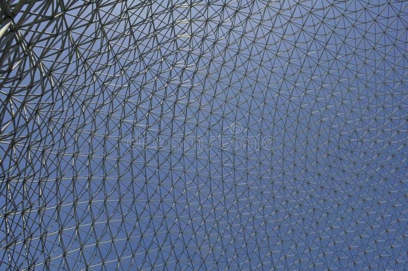 buckminster θόλος πληρέστερο γεω&d στοκ εικόνες με δικαίωμα ελεύθερης χρήσης