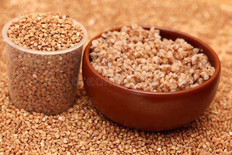 buckwheat imagem de stock