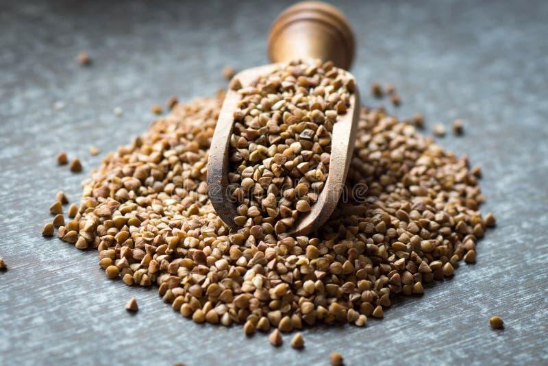 buckwheat imagens de stock