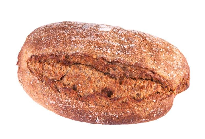 Buckwheat flour bread stock photo