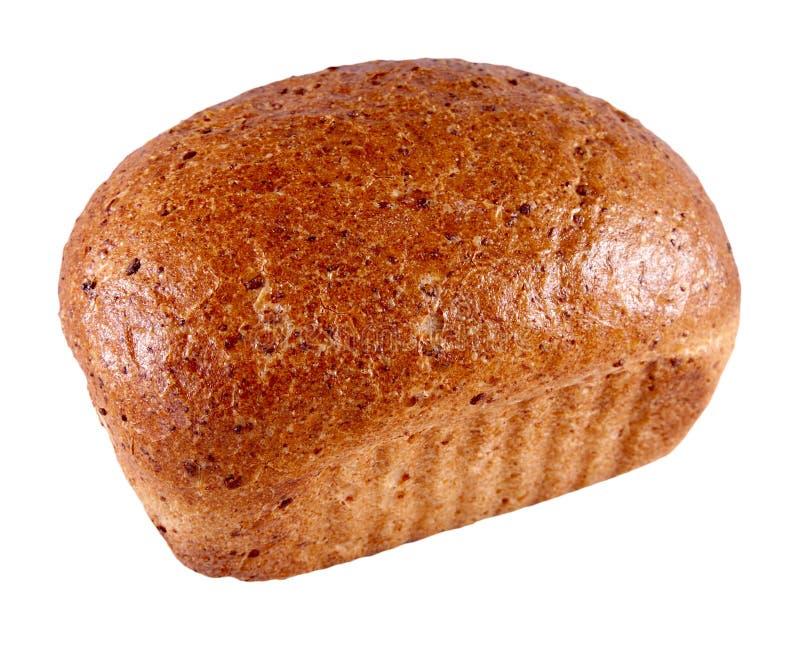Buckwheat flour bread stock photography