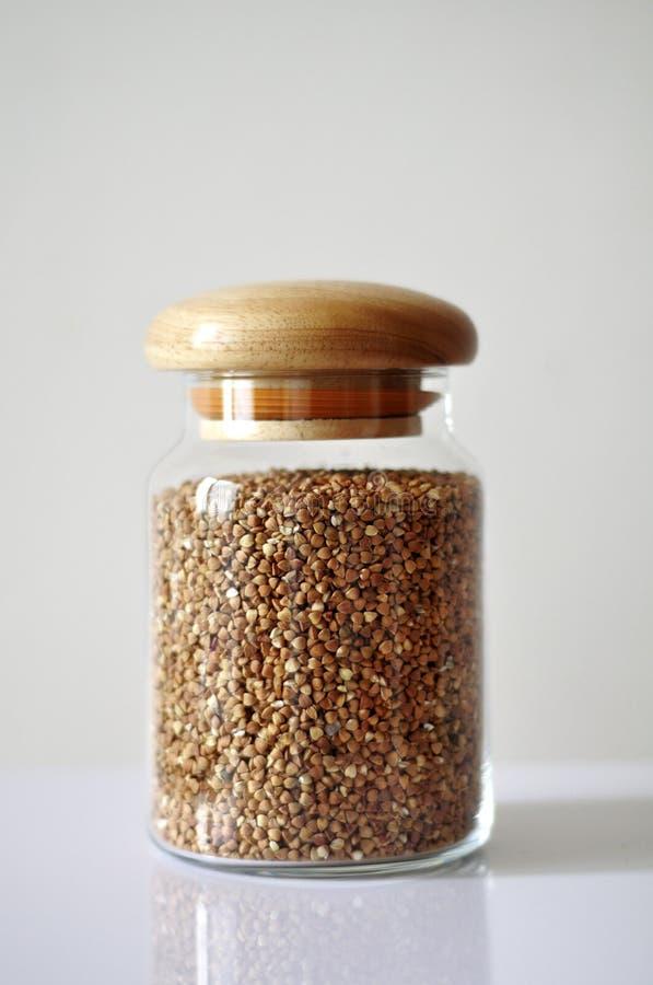 Download Buckwheat seeds stock photo. Image of dietary, economy - 9049866