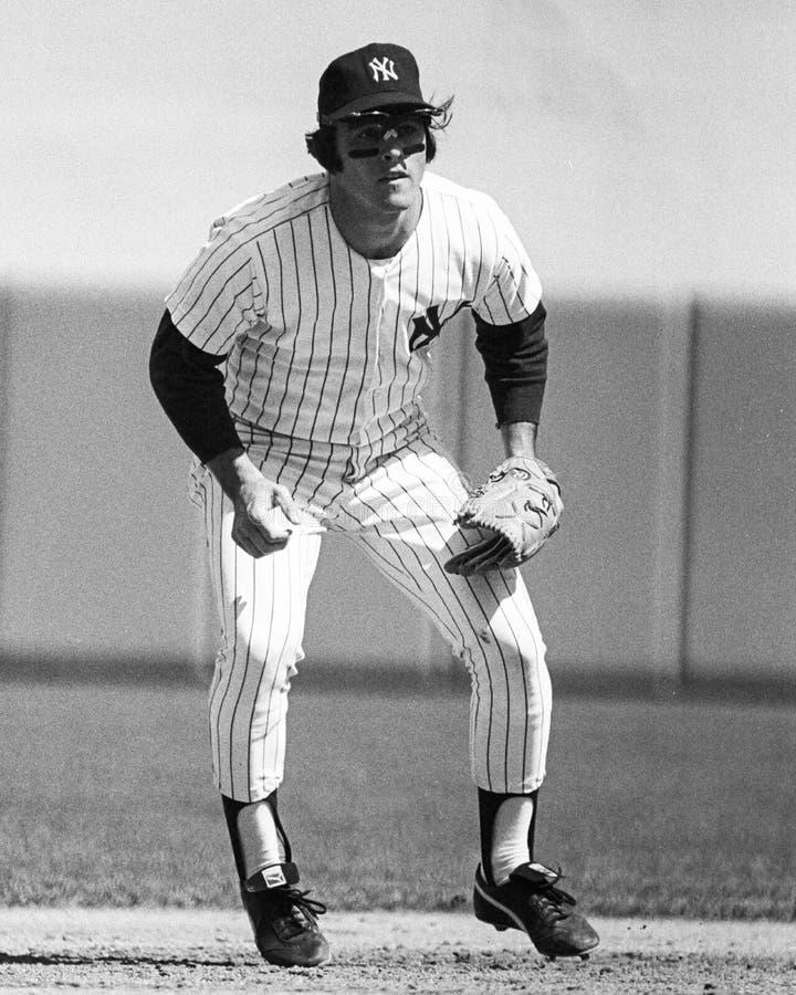 Bucky Dent, New York Yankees, SS. royalty free stock photo