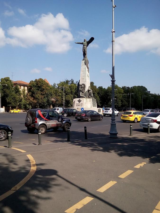 Bucuresti στοκ εικόνες με δικαίωμα ελεύθερης χρήσης