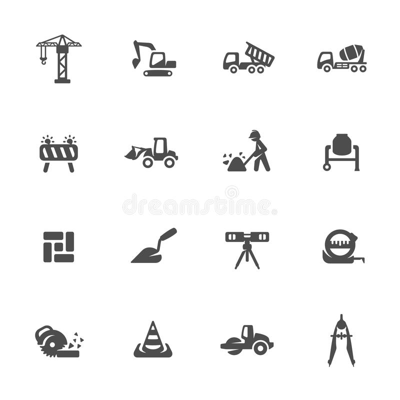 Budów ikony