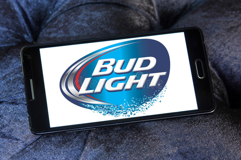Download Bud Light Beer Logo Editorial Stock Photo. Image Of Logos    89676413