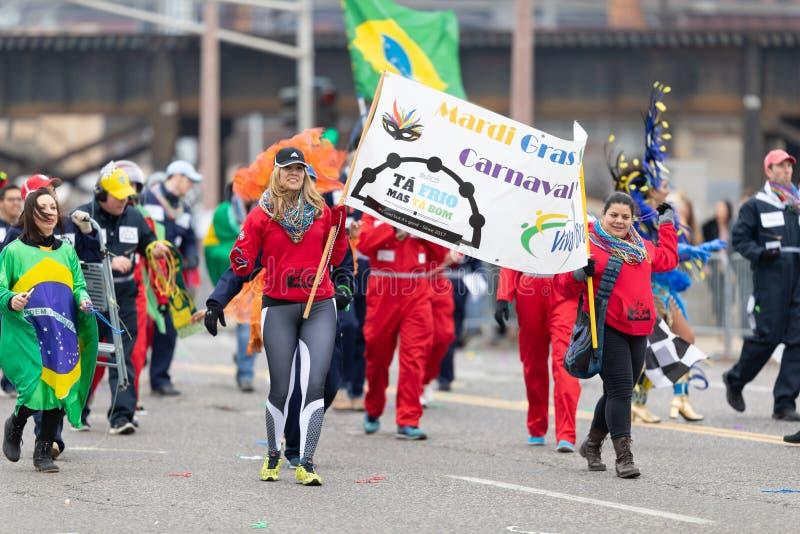 Bud Light Grand Parade fotos de stock