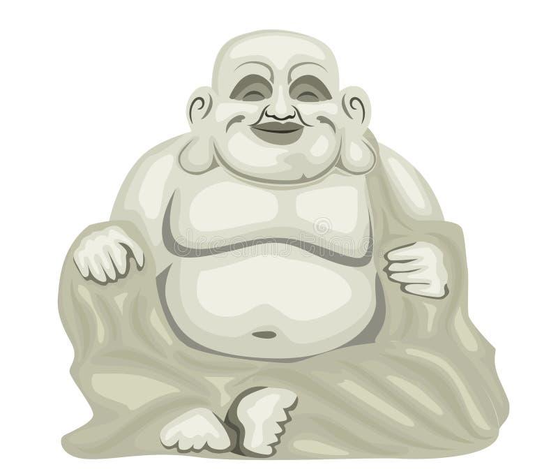 Buda ilustración del vector