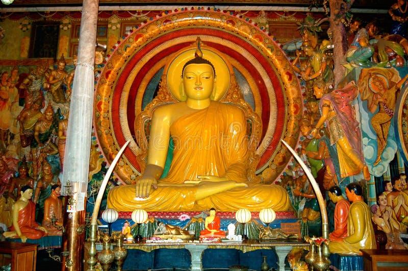 Buda stockbild