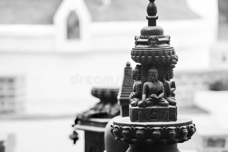 Buda Artitecture fotografía de archivo